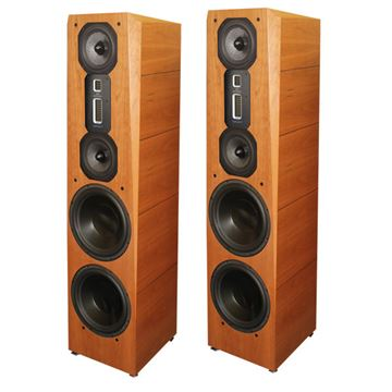 Review and test Floor standing speakers Legacy Audio Focus SE