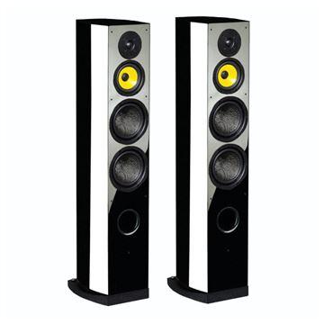 Review and test Floor standing speakers Davis Acoustics Vinci HD