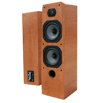 Review and test Floor standing speakers Legacy Audio Expression