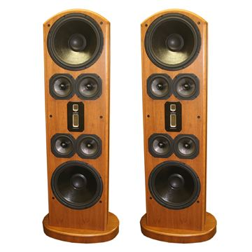 Review and test Floor standing speakers Legacy Audio Whisper XD