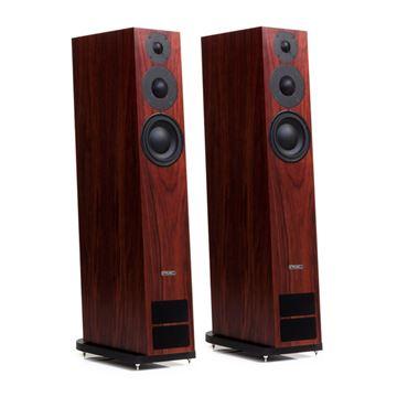 Review and test Floor standing speakers PMC Twenty 26