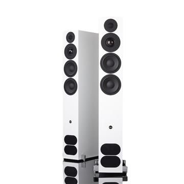 Review and test Floor standing speakers PMC Fact 12