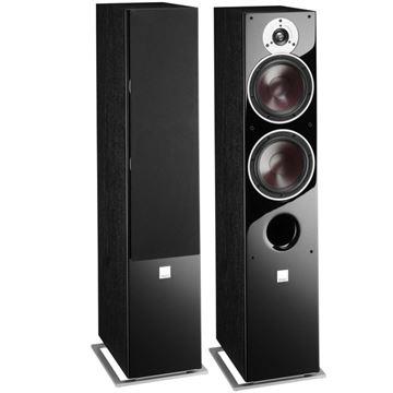 Review and test Floor standing speakers DALI Zensor 7