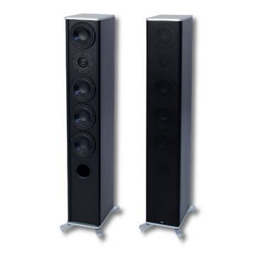 Review and test Floor standing speakers KS 350 T A