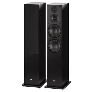 Review and test Floor standing speakers ELAC FS 78