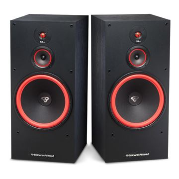 Review and test Floor standing speakers Cerwin-Vega SL-15