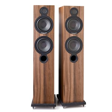 Review and test Floor standing speakers Cambridge Audio Aero 6