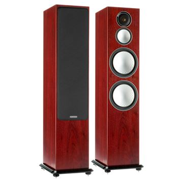 Review and test Floor standing speakers Monitor Audio Silver 10