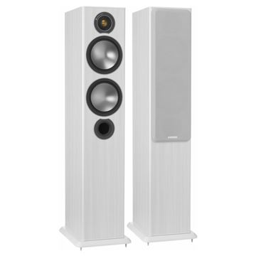 Review and test Floor standing speakers Monitor Audio Bronze 5