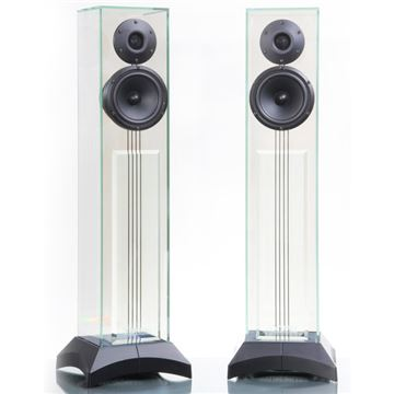 Review and test Floor standing speakers Waterfall Iguascu Evo