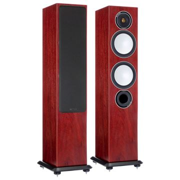 Review and test Floor standing speakers Monitor Audio Silver 6