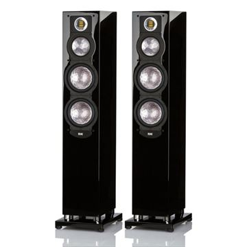 Review and test Floor standing speakers ELAC FS 249.2