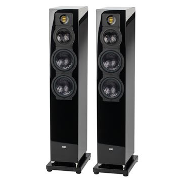 Review and test Floor standing speakers ELAC FS 249.3