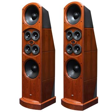 Review and test Floor standing speakers Legacy Audio Helix
