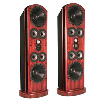 Review and test Floor standing speakers Legacy Audio Whisper HD