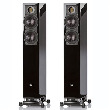 Review and test Floor standing speakers ELAC FS 407