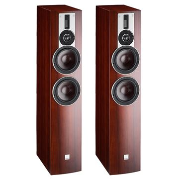 Review and test Floor standing speakers DALI Rubicon 6