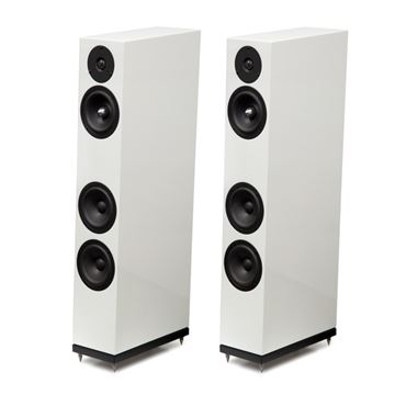 Review and test Floor standing speakers Arslab Emotion 3 SE
