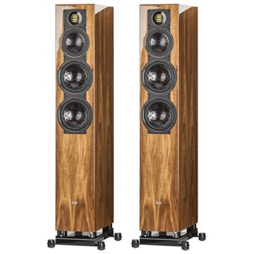 Review and test Floor standing speakers ELAC FS 409