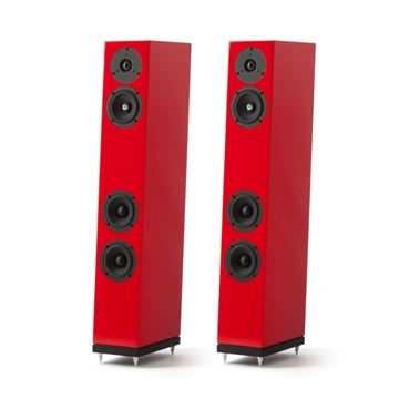 Review and test Floor standing speakers Arslab Emotion 2 SE