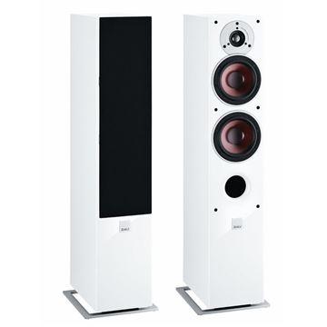 Review and test Floor standing speakers DALI Zensor 5
