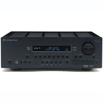 Review and test AV-receiver Cambridge Audio Azur 651R