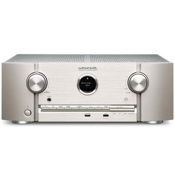 Review and test AV-receiver Marantz SR5010
