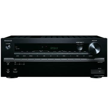 Review and test AV-receiver Onkyo TX-NR646