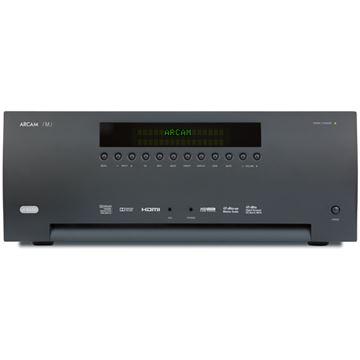 Review and test AV-receiver Arcam FMJ AVR450