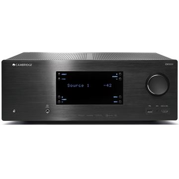 Review and test AV-receiver Cambridge Audio CXR 200