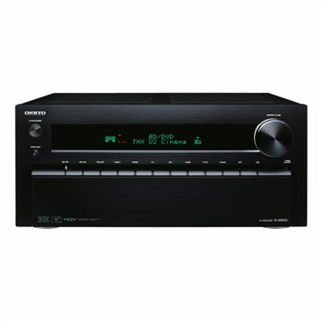 Review and test AV-receiver Onkyo TX-NR5010