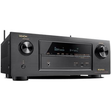 Review and test AV-receiver Denon AVR-X2200W