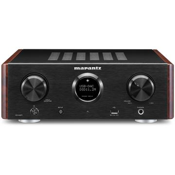 Review and test Stereo amplifier Marantz HD-AMP1