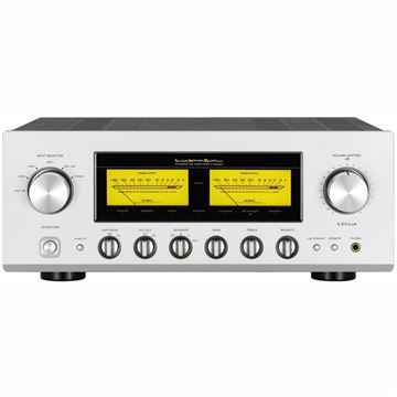 Review and test Luxman stereo amplifier L550AX