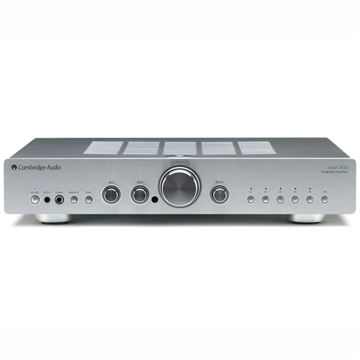 Review and test Stereo amplifier Cambridge Audio Azur 351A