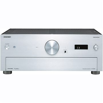Review and test Stereo amplifier Onkyo A-9000R