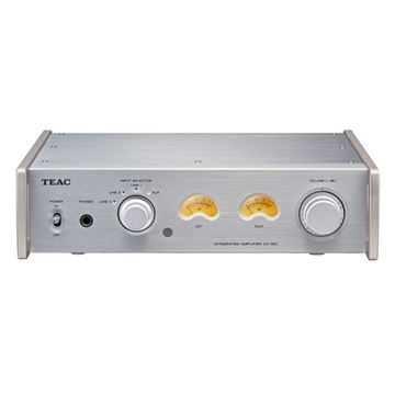 Review and test Stereo amplifier TEAC AX-501
