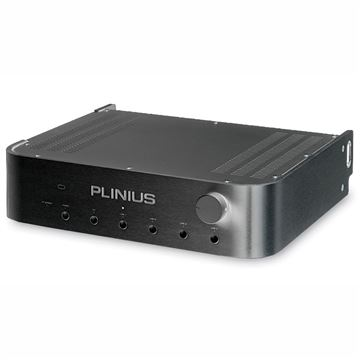 Review and test Stereo amplifier Plinius Hautonga