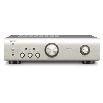 Review and test Stereo amplifier Denon PMA-520AE