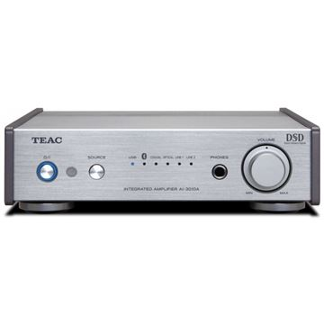 Review and test Stereo amplifier TEAC AI-301DA