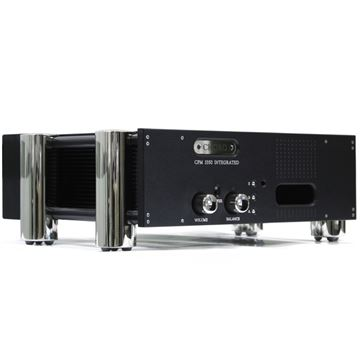 Review and test Stereo amplifier Chord Electronics CPM 3350