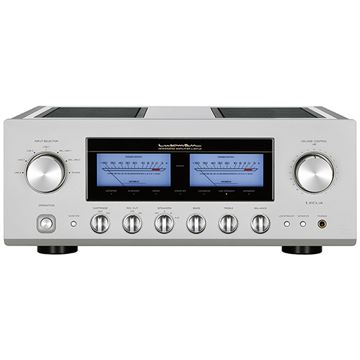Review and test Luxman stereo amplifier L507uX