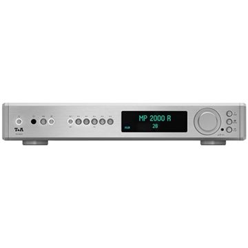 Review and test Stereo amplifier T A PA R 2000