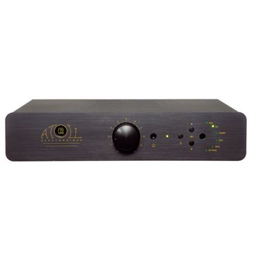 Review and test Amplifier Atoll IN 100SE