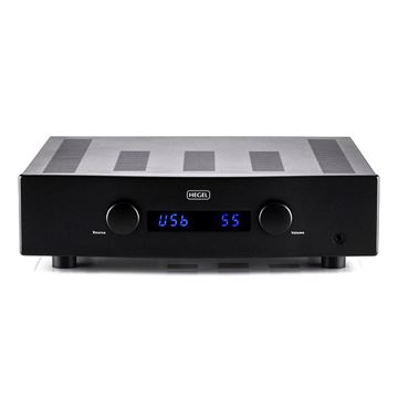 Review and test Stereo amplifier Hegel H160