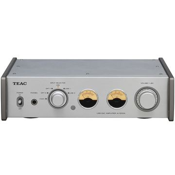 Review and test Stereo amplifier TEAC AI-501DA