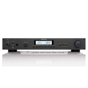 Review and test Stereo amplifier Rotel RA-11 V2