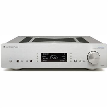 Review and test Stereo amplifier Cambridge Audio Azur 851A
