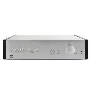 Review and test Stereo amplifier T A Power Plant Balanced
