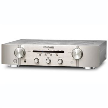 Review and test Amplifier Marantz PM6005